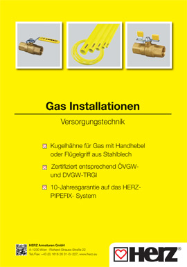 Gas Installationen