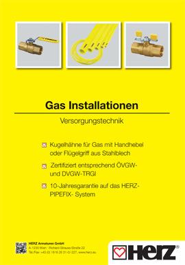 Gas Installationen