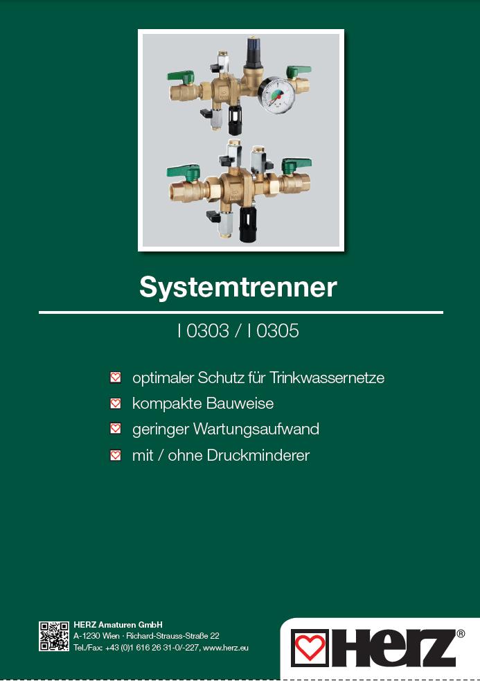 <span></span>Systemtrenner